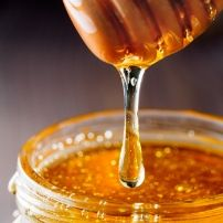 honey dispended