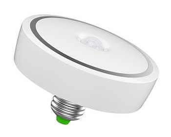 QPAU E27 Motion Sensor Light Bulb