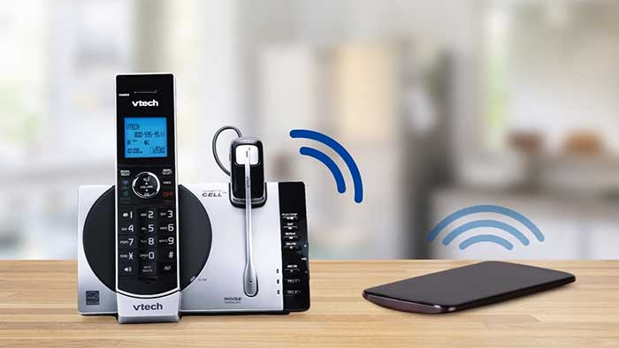 Top 10 Best Cordless Phones With Headset 2 5mm Jack Wireless