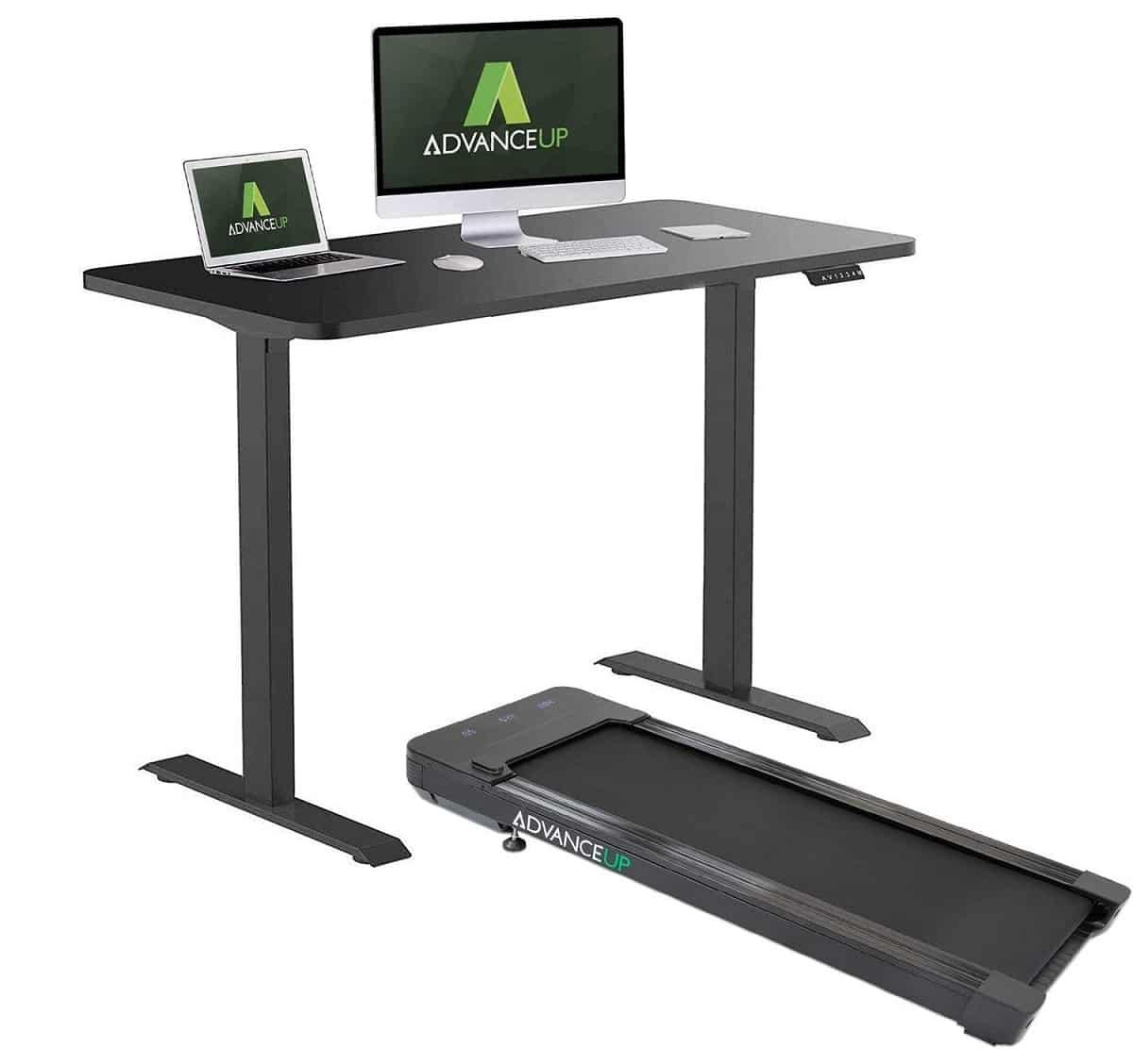 advanceup walking treadmill image