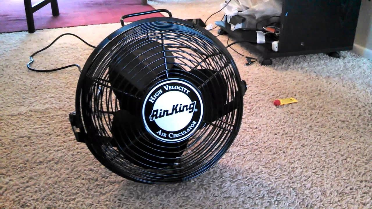 air king wall mounted fan image