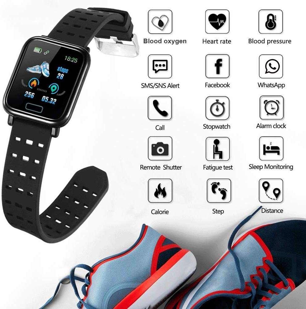 ancwear fitness tracker 2 image