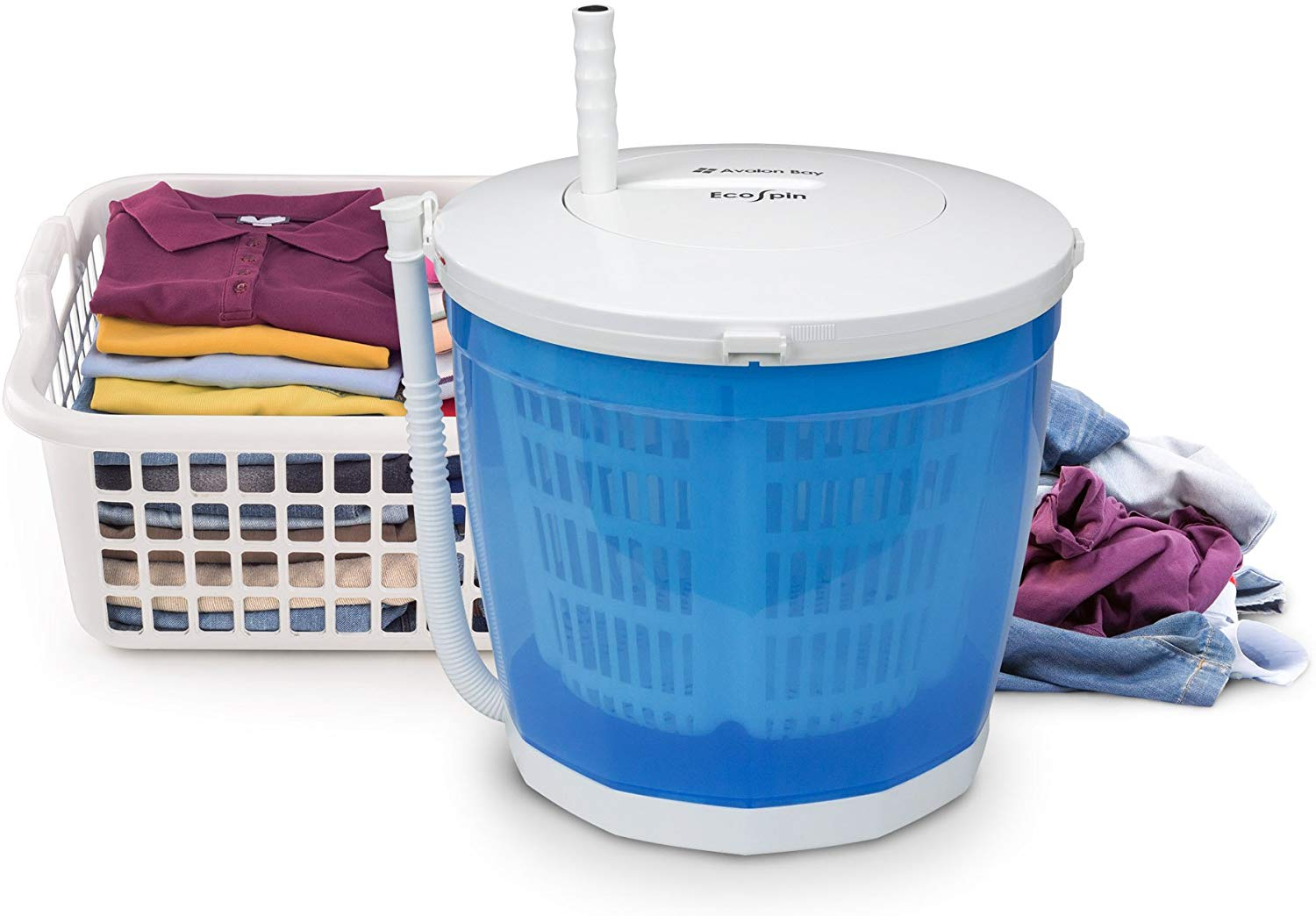 avalon bay ecospin portable spin dryer image