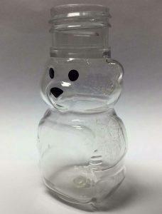 bear bottle honey dispenser