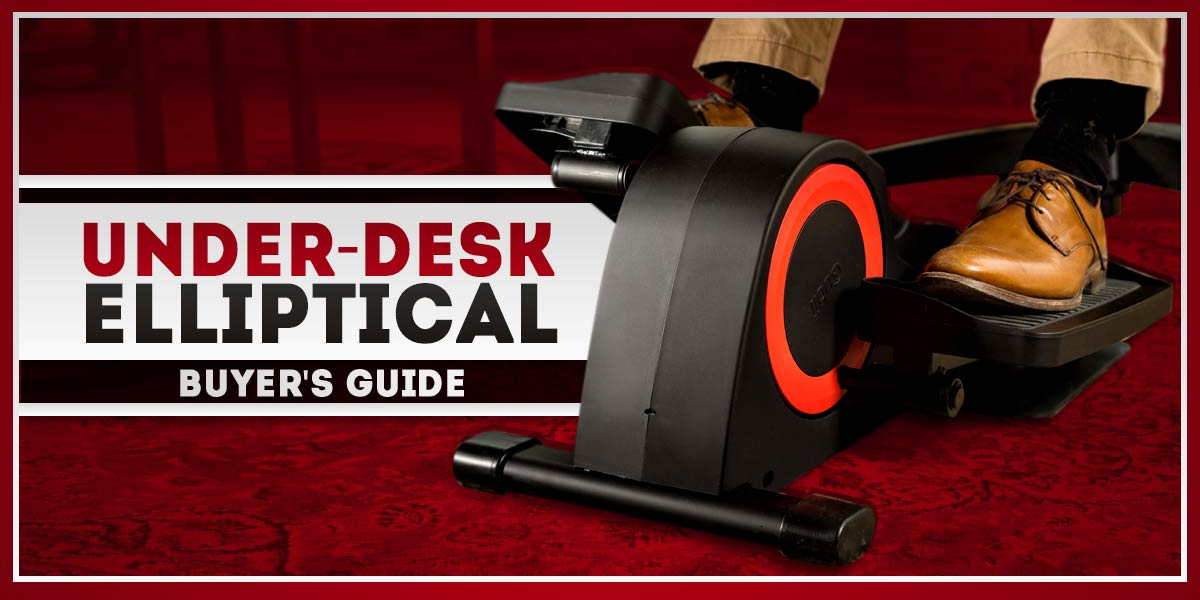 Best under desk ellipticals guide featured image