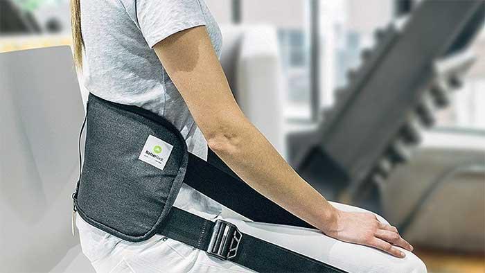 Betterback lumbar support