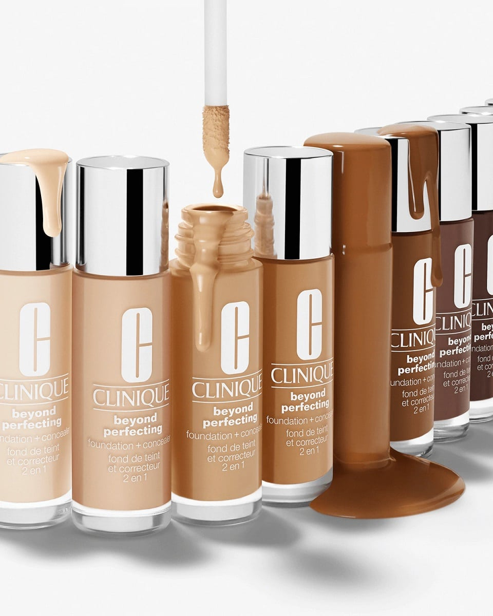 beyond perfecting foundation