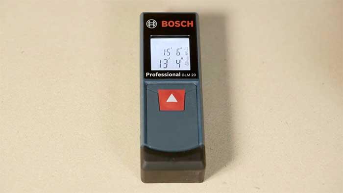 Bosch glm20