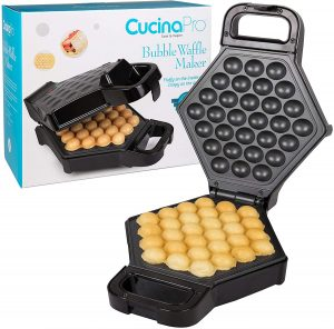 cucina-pro bubble electric waffle maker