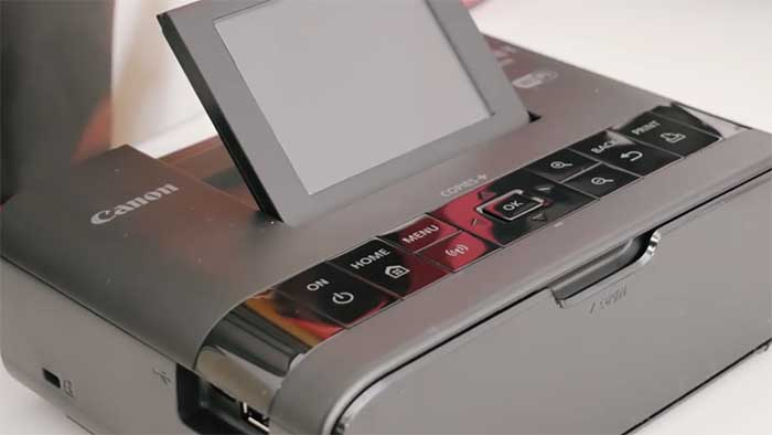 Canon Selphy mini printer