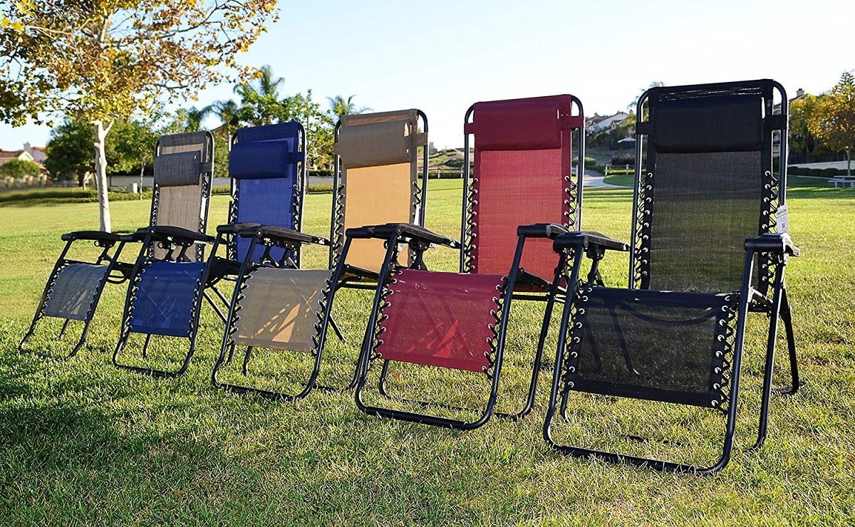 caravan sports infinity chair image