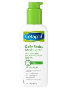 cetaphil fragrance daily facial moisturizer image