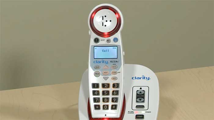 Clarity XLC3.4+ phone