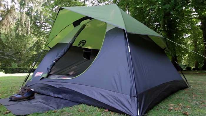 Coleman Instant Setup tent