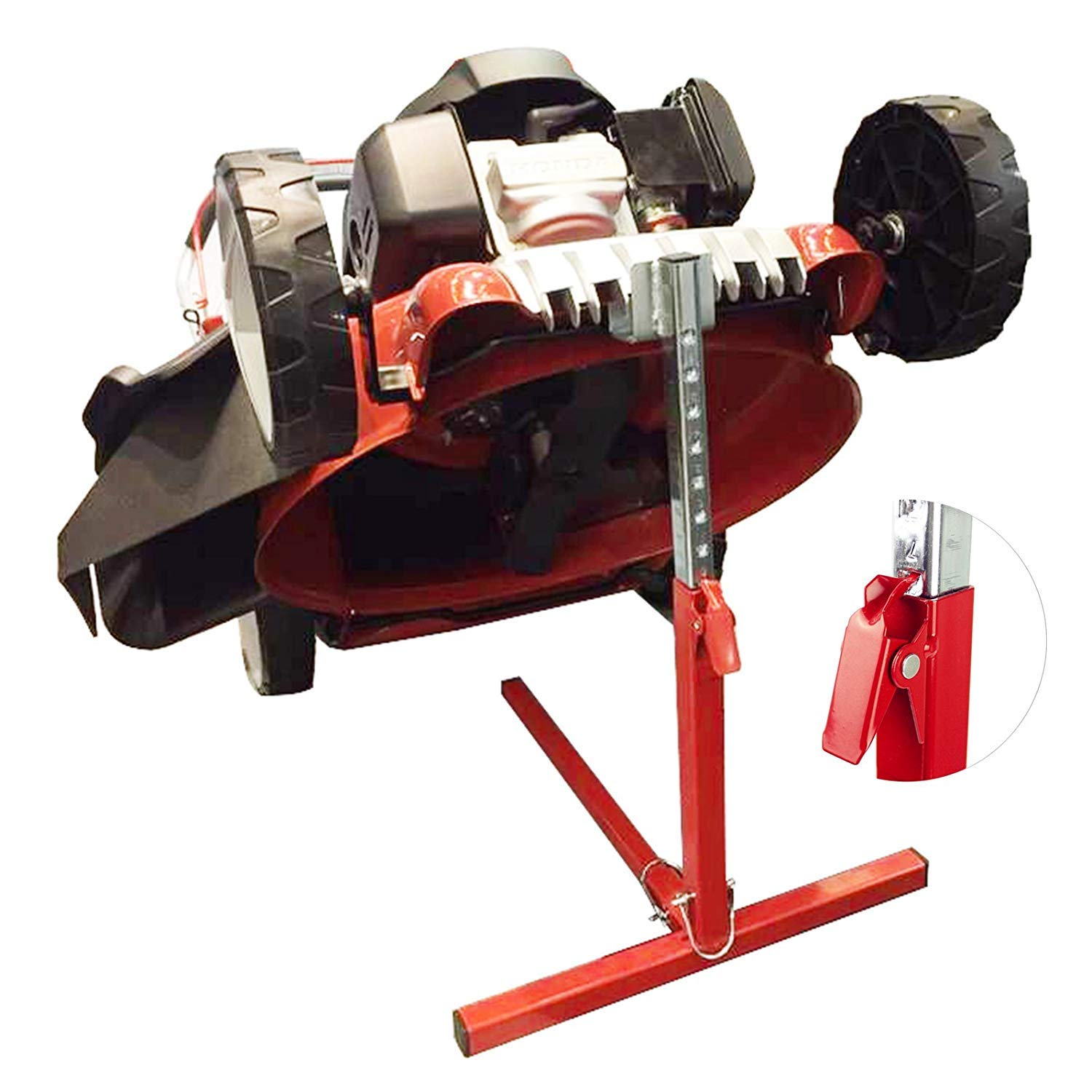 copachi lawn mower lift tools image
