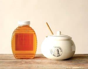 creative honey pot