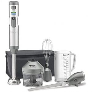 csb 300 rechargeable hand blender image