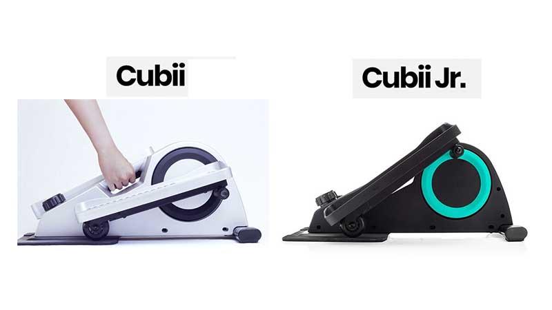 Cubii vs cubii jr