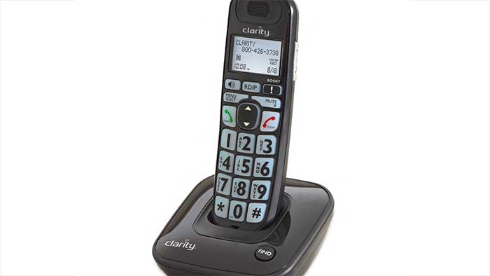 Clarity D703 cordless phone