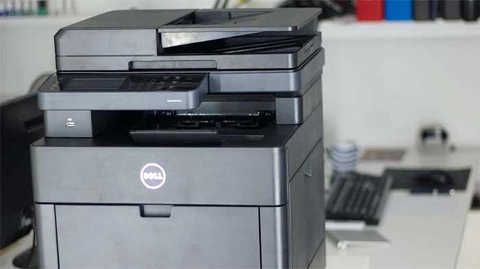 Dell colour cloud printer