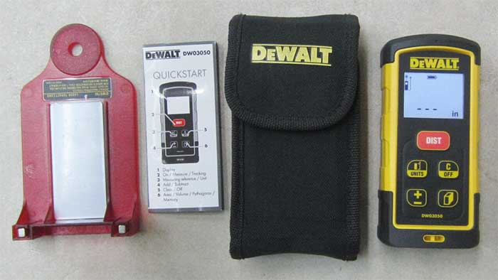 Dewalt DW03050 measuring tape