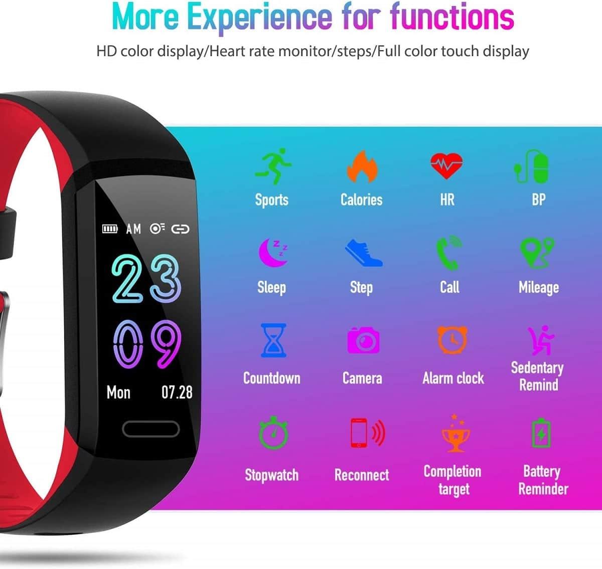 ekrist fitness tracker 2 image