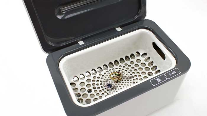 Top 10 Best Ultrasonic Cleaners For Jewelry - Reviews