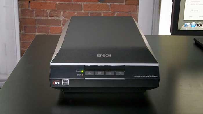 Epson v600