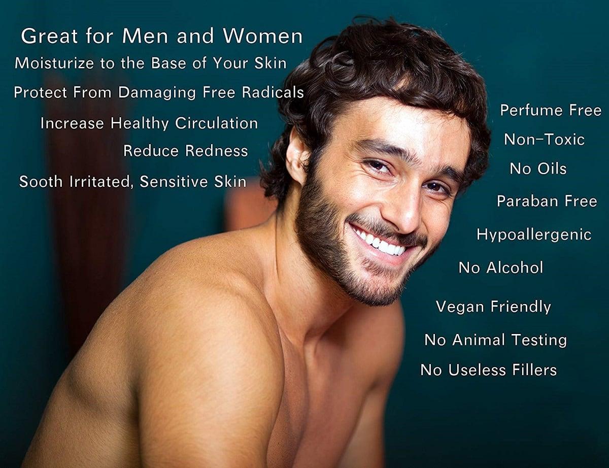era organics face moisturizer cream image