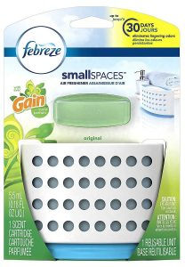febreze small spaces air freshener image