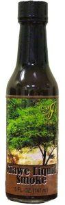 for js hawaii kiawe liquid smoke 5 oz. bottle image