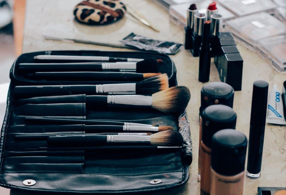 foundation brush set image