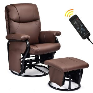giantex glider recliner image