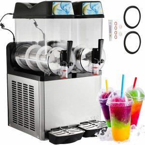 happybuy slushy machine 110v margarita maker image