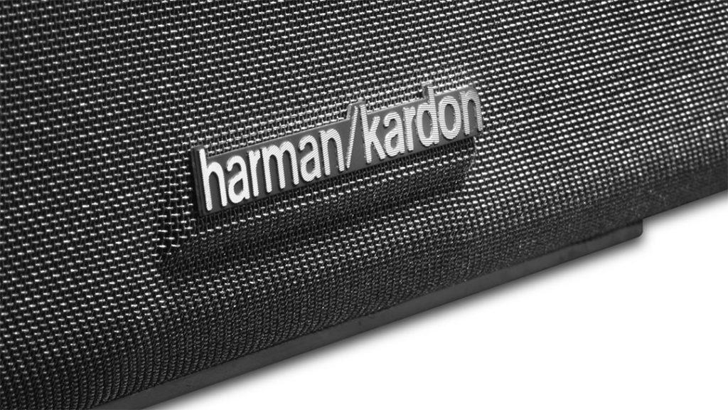 Harman kardon speaker surface