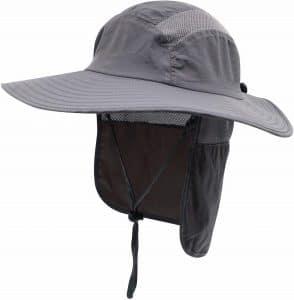 home prefer upf 50+ sun protection cap image