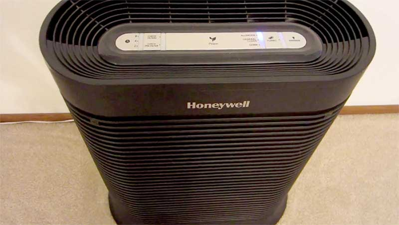 Honeywell HEPA air filter