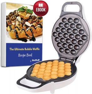 starbubble hong komg egg waffle maker