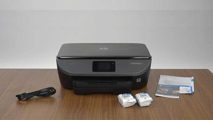 HP ENVY 7155 photo printer