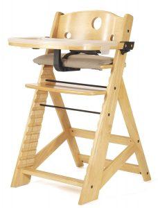 keekaroo height right high chair image