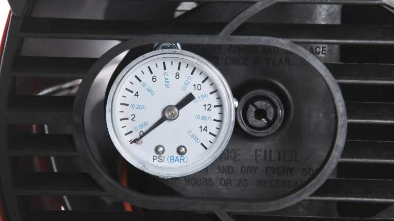 kerosene fuel gauge
