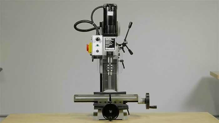 Klutch micro mill
