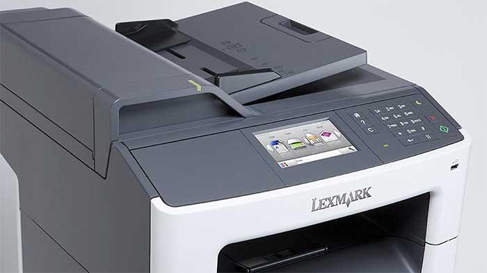 MX517de printer