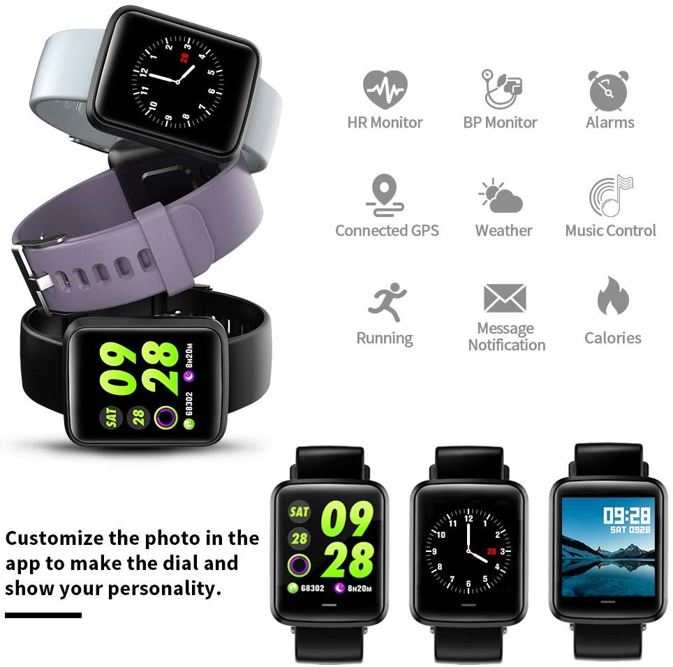 lintelek smartwatch 2 image