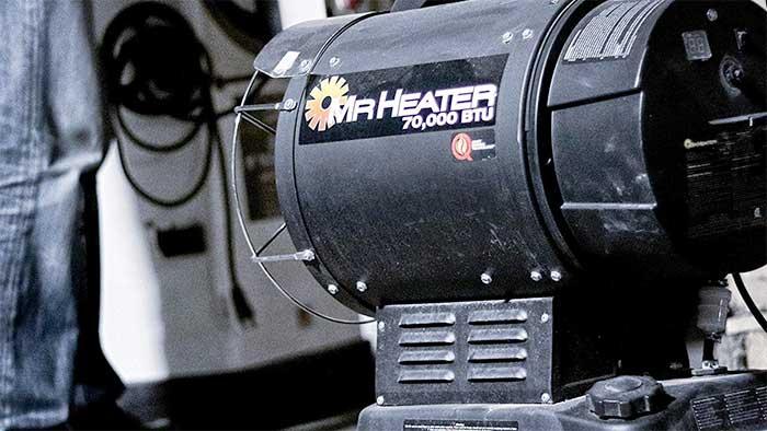 MH70KFR heater