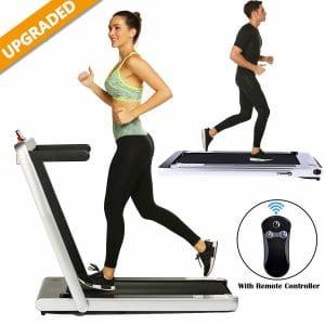 miageek under desk treadmill image