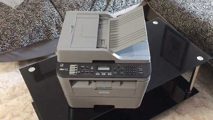 Brother monochrome printer