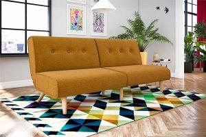 novogratz palm springs convertible sofa image