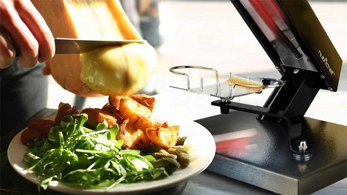Nutrichef cheese melter