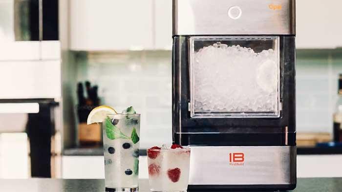 Opal B8TA making nugget ice